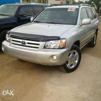Fresh Lagos Cleared! 2006 Toyota Highlander Limited!