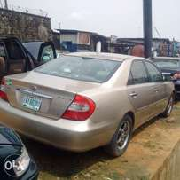 clean registered camry for sale