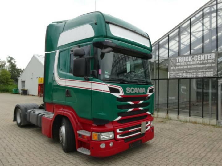 Scania R450 TopLine Mega Euro6 RETARDER Reifen NEU!!! - 2014