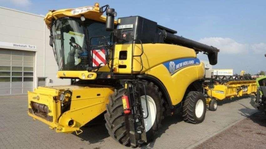 New Holland Cr 9070 - 2012