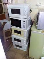 Ex-uk microwaves CLEARANCE sale with wholesale and retail offers