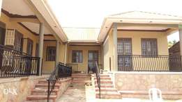 Classic Brand New Double Self Contained House in Mpererwe-Kataremwa