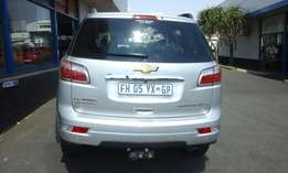 Chevrolet Trailblazer 2.8 LTZ A/T
