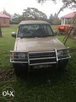 Used pajero in a good condition. Privately used.