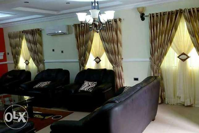 Nice Curtain for your Window Lagos Mainland - image 1