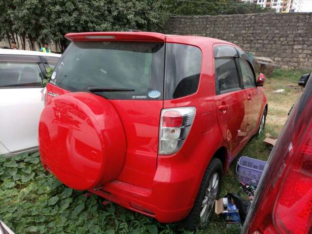 Toyota Rush KCN number 2010 model loaded with alloy rims, good m Mombasa Island - image 2