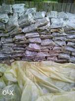 Dry rooibos wood for the winter