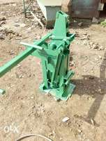 makiga interlock brickmaking machine