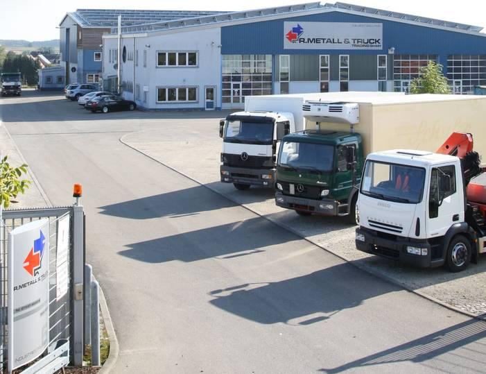 Scania R 450 LB 6x2 MNB BDF Koffer Topline Retarder - 2007 - image 7