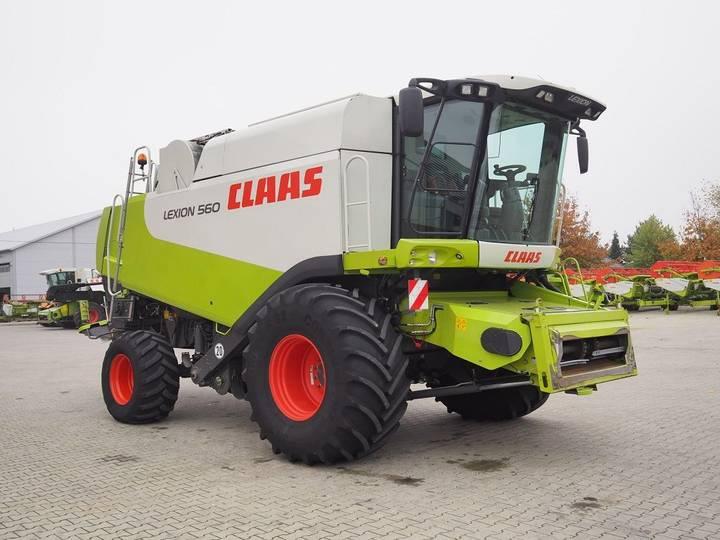 Claas Lexion 560 - 2007