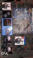 ps4 the witcher and advanced warefare for sale or swap