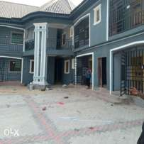 A brand new 2bedroom flat to let at sapele road