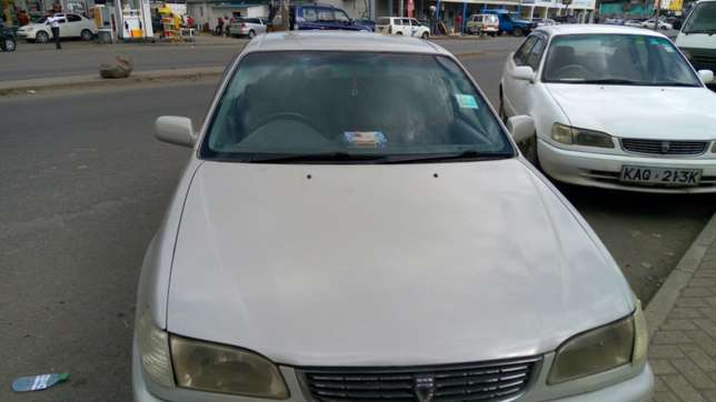 Toyota 110, for sale, well maintained, 370k Naivasha - image 2