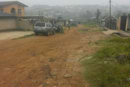 Land with General Survey Plan at the back of Caleb University, Imota