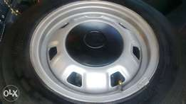 13inch toyota rims great condition