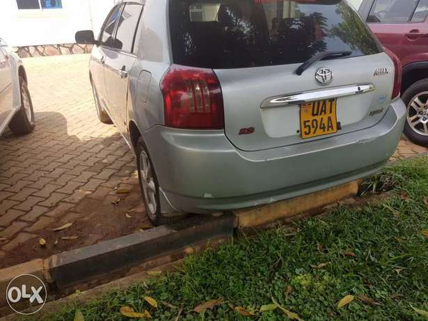 Toyota Allex Quick deal Sunday special Need money Kampala - image 5