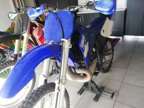 Yz250 In Western Cape Value Forest
