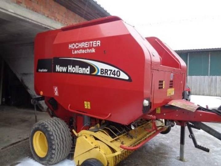 New Holland 740 - 2005