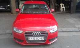 Audi A4 marrone in color 2013 model 2.0 TDI V6 DSG 107000km R158000