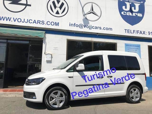 Volkswagen Caddy 2.0tdi Trendline 75kw - 2016