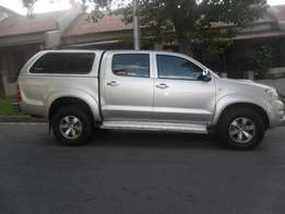 2010 Toyota Hilux 4x4 for sale