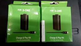 Xbox one charge and play kit
