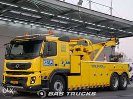 Volvo FMX 500 - To be Imported