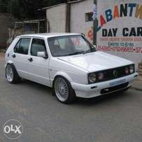 Golf Velocity 1.6 R45000neg net in nd out start nd go WhatsApp or call