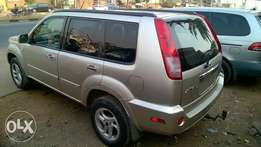 Very Clean Tokunbo Nissan Xtrail 05