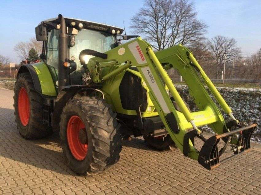 Claas arion 650 cmatic - 2015 - image 9