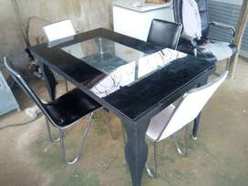 Dining Table And Chairs At N90k Is Available