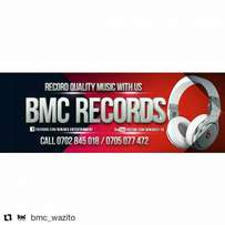 Record your music with professionals. For only 8K