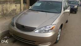 Toyota camry 2003c tokunbo