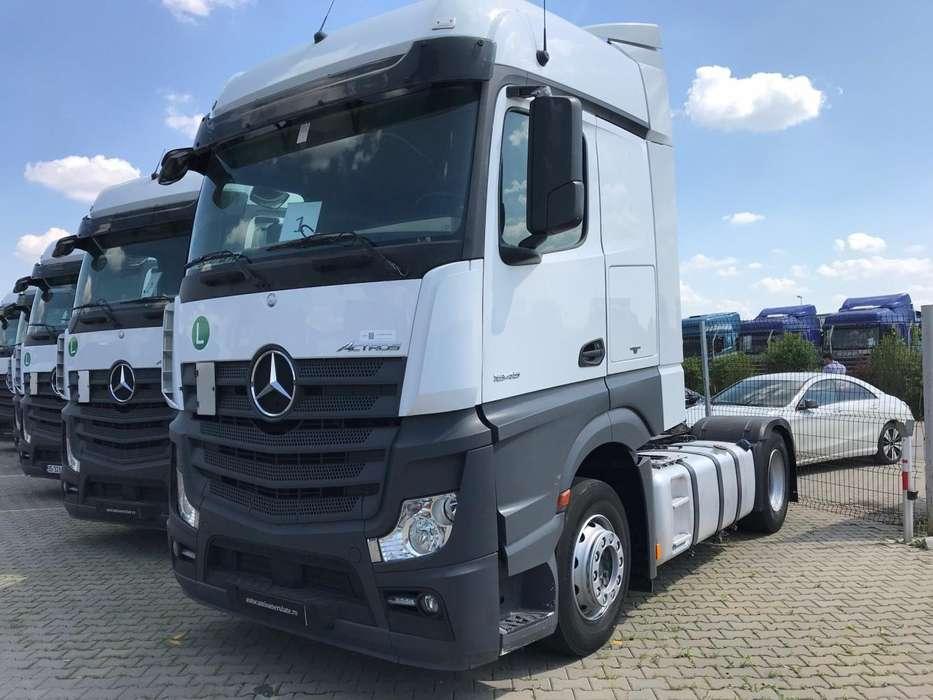 Mercedes-Benz Actros 1845 LS - 2013