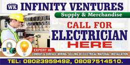 Electrical maintenance & installation