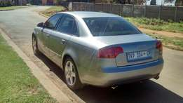 Audi a4 1.8T for sale R56000 negotiable