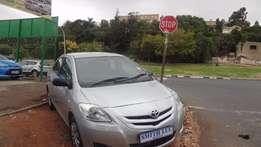 2006 model toyota yaris T3 sedan for sale in johannesburg
