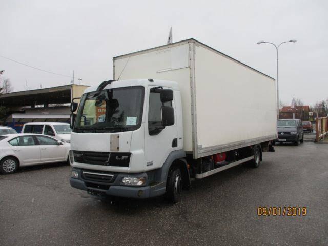 DAF LF 12.180 hydraulické ?elo 18 palet - 2012