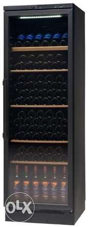 Quality wine cabinet for ideal wine storage.