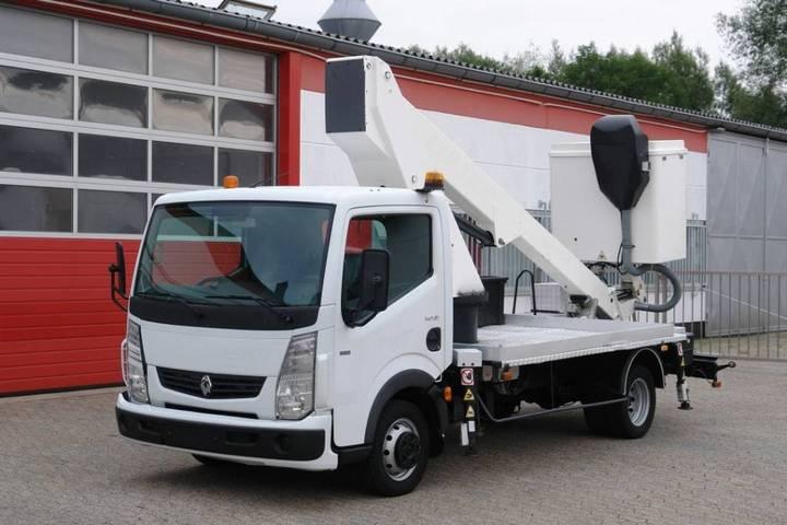 Renault Maxity Arbeitsbühne Gsr E148t 14m Korb 200kg Tüv - 2011
