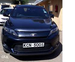 Xtremely Clean Toyota Harrier 2014 Model
