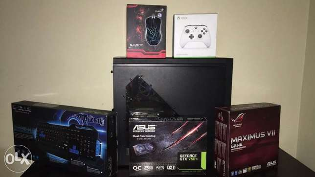 Gaming Pc ( Price Lowered )