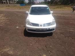 Nissan Tiida 2005, Excellent Condition, QUICK SALE