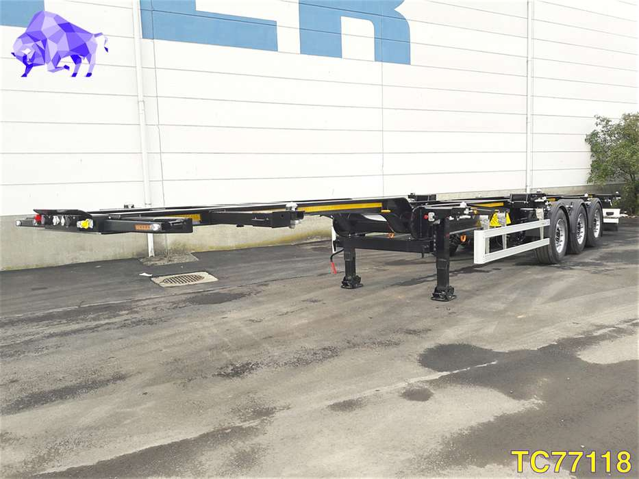 Turbos Hoet  Container Transport - 2019