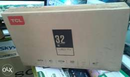 Tcl 32 inch digital tv with over 200 channels