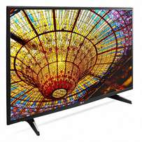 43inch LG UHD~smart webOs 4k led television plus wall mount