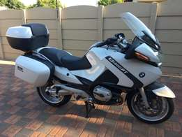 BMW R1200Rt swop for Dorsoduro or Ducati or Motard