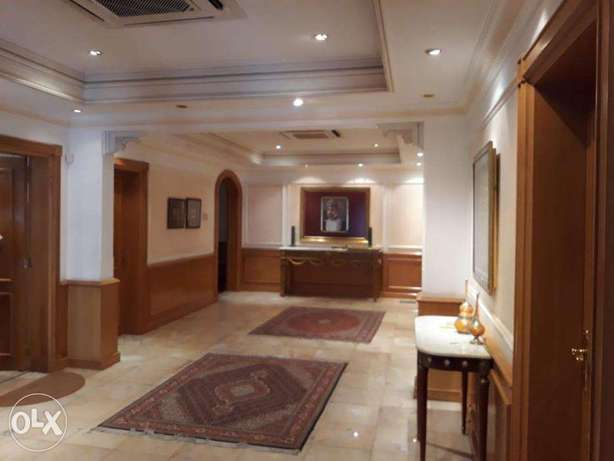 For rent commercial villa at MSQ