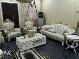 Turkey royal sofa chairs set by 7seaters
