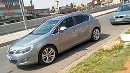 2012 Opel Astra 1.6t Sport Still In A Very Good Condition For Sale